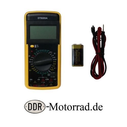 Multimeter Meßgerät