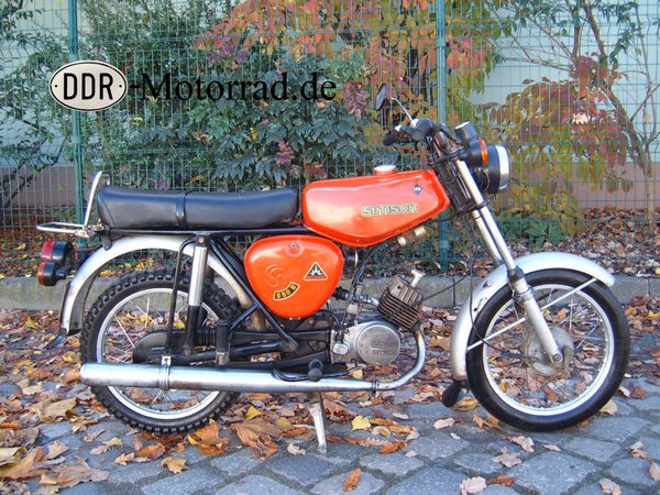 DDR Moped Simson S50\\n\\n14.02.2017 12:19