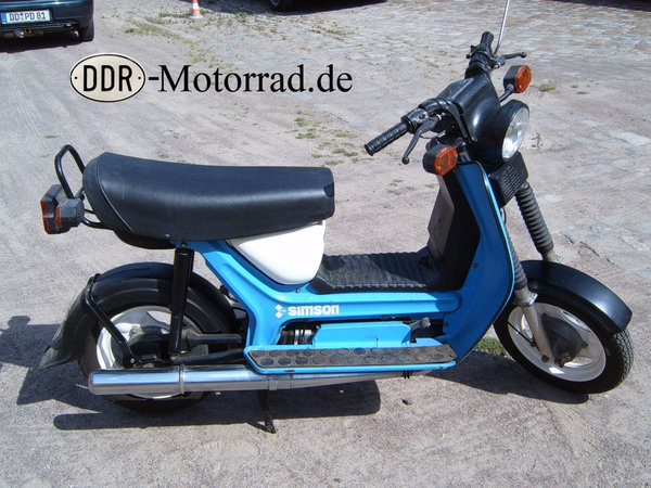 DDR Moped Simson SR50\\n\\n14.02.2017 12:21