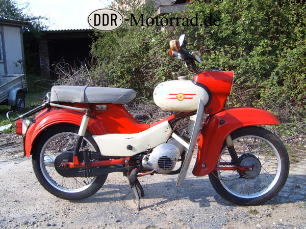 DDR Moped Simson Star SR4-2\\n\\n14.02.2017 12:21